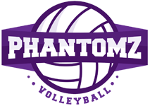 Phantomz Volleyball Club, Logo